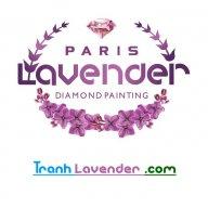 Tranh Lavender